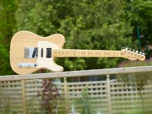 Fender American Telecaster w/ Custom Humbucking Pickups
