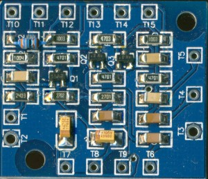 Differential Distortion PCB