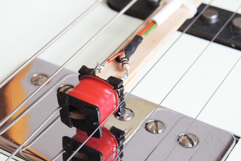 Electric Guitar Pickup Measurements | kenwillmott com